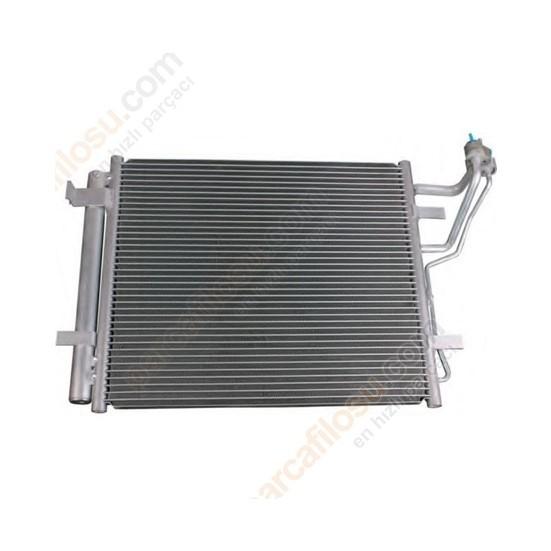 """Kale Klima Radyatörü Hyundai I30 """"1.6 2.0 Crdı"""" 07 Kia Ceed """"1.6 2.0 Crdı"""" 07 513X396X17 Klr 391600"""