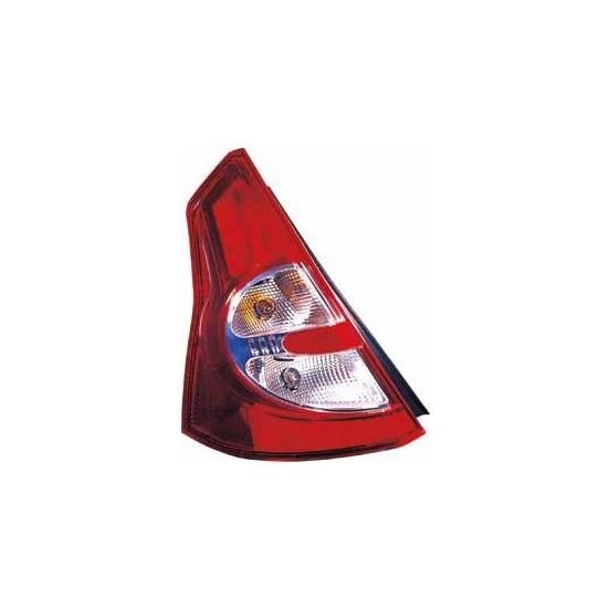 Mars Stop Lambası Sol Duysuz Dacia Sandero 08 Mar 611223