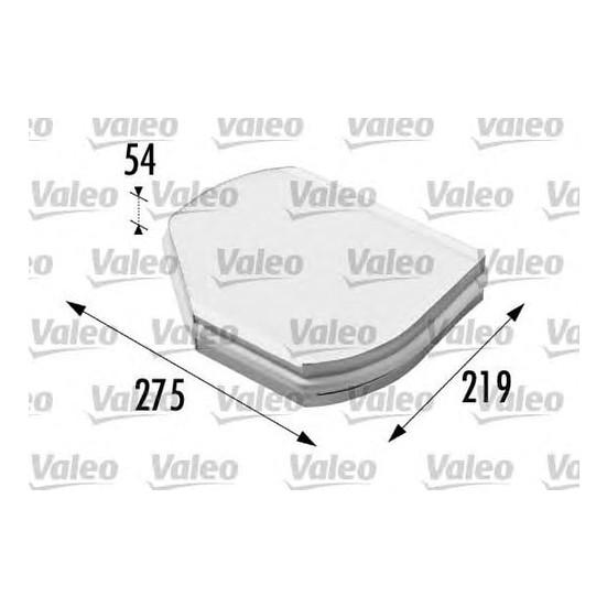 Valeo Polen Filtresi W202C T202Cw210E T210E