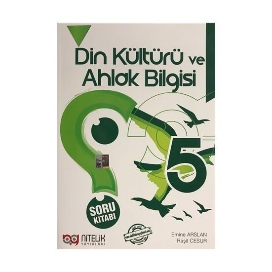 5. Sınıf Din Kültürü ve Ahlak Bilgisi Soru Kitabı