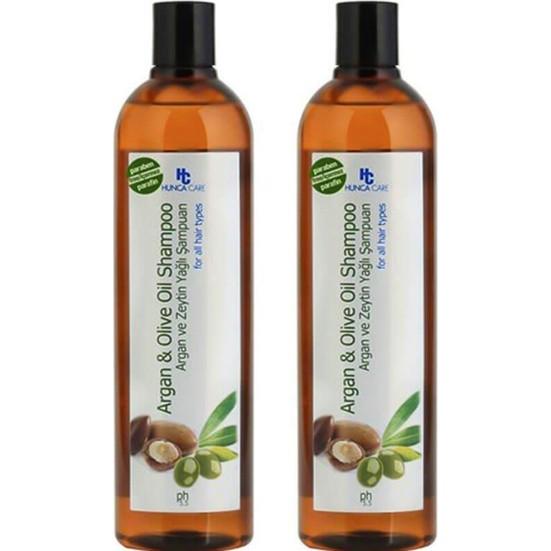 Hunca Care Şampuan Argan & Zeytinyağlı 700 ml X2 Fiyatı