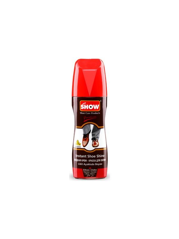 Show Likit Ayakkabı Boyası 75Ml Kahverengi