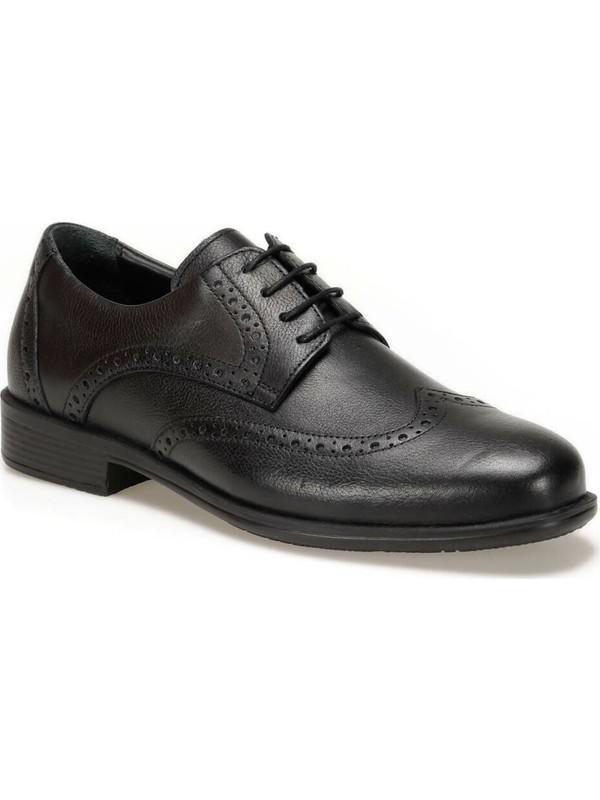 Polaris 5 Nokta 92.100497.M Siyah Erkek Ayakkabı