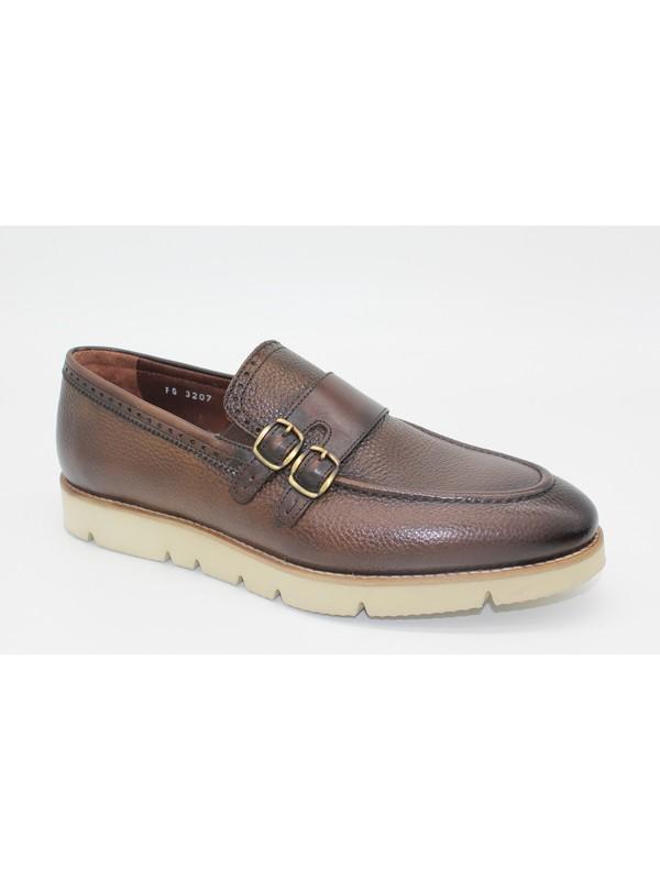 Pierre Cardin Taba Erkek Günlük Ayakkabı 333207 - Taba - 42