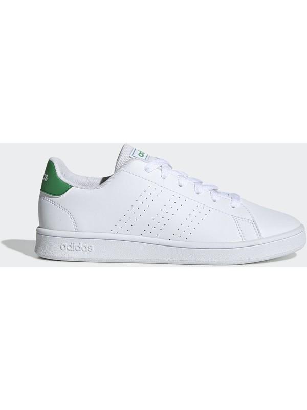 adidas Genç/Kadın Advantage K Spor Ayakkabı Ef0213