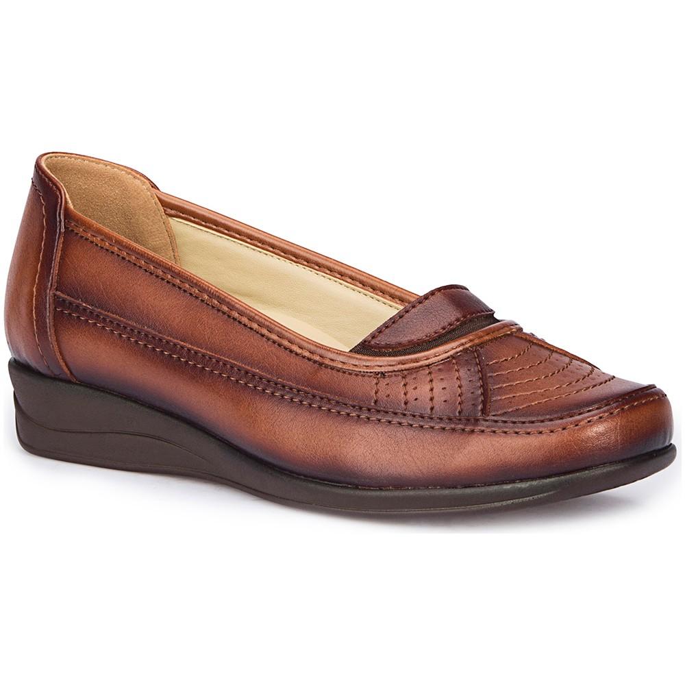 Polaris 5 Nokta 71-109609-Z Kahverengi Kadın Ayakkabı
