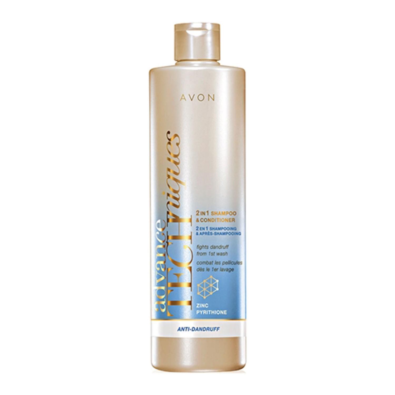 Saç güçlendirici bakım: Avon Advance Techniques serisi