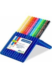 Staedtler Ergo Soft 12 Colored Pencils