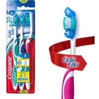 Colgate Diş Fırçası Üçlü Etki Orta 2+1