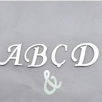 Tahtakale Toptancısı Alfabe Aynalı Pleksi 4 Cm - Flexi Harf (Z)