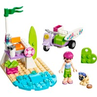 LEGO Friends 41306 Mia'nın Plaj Scooter'ı