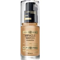 Max Factor Miracle Match Fondöten Natural 50 30 ml