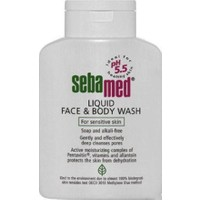 Sebamed Liquid Face And Body Wash 500 ml