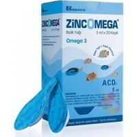 Berko Zincomega 5ml 20 Kaşık Omega 3