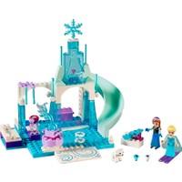 LEGO Juniors 10736 Anna ve Elsa'nın Karlar Ülkesi Oyun Parkı