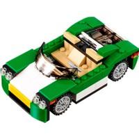 LEGO Creator 31056 Yeşil Üstü Açık Araba