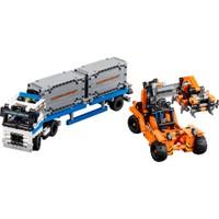 LEGO Technic 42062 Konteyner Sahası