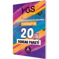 A Yayınları Ygs Coğrafya 20 Li Deneme Paketi