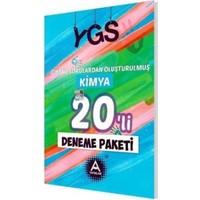 A Yayınları Ygs Kimya 20 Li Deneme Paketi