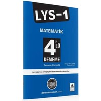 Delta Lys-1 Matematik 4 Lü Deneme