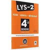 Delta Lys-2 Fizik-Kimya-Biyoloji 4 Lü Deneme
