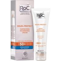 RoC Soleil Protect Yatıştırıcı Güneş Korumalı Besleyici Krem SPF50 50 ml