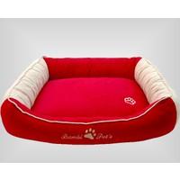 Bambi Pet's Alya Lüks Köpek Yatağı Büyük Boy (90 X 100 Cm)
