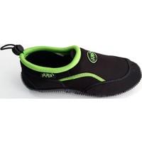 Ahs Siyah - Yeşil Deniz Ayakkabısı