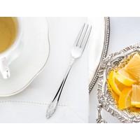 Madame Coco Bouquet 6-Lı Limon Çatal Seti - Std