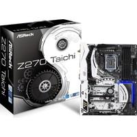 Asrock Z270 Taichi Intel Z270 4x PCIe x16 G3 3733MHz+ (OC) DDR4 ATX Anakart (Kably Lake & Slylake)(ASRZ270-TAICHI)