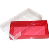 Elitparti Hediyelik Kutu Kırmızı (19.5 X 10 X 3)
