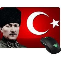 AdellDigital Mustafa Kemal Atatürk Dikdörtgen Mousepad