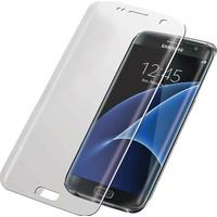 PanzerGlass™ Samsung S7 Edge Tüm Renklerle Uyumlu 3D PET Ekran Koruyucu