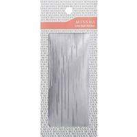 Missha Line Nail Sticker (Silver)