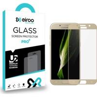 Eiroo Samsung Galaxy A5 2017 Curve Tempered Glass Full Cam Ekran Koruyucu