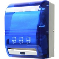 Bauboss Xinda CZQ20 Fotoselli Kağıt Havlu Dispenseri (Mavi)