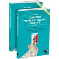 Uygulamalı Türkçenin Yabancı Dil Olarak Öğretimi El Kitabı 1 (2 Cilt)