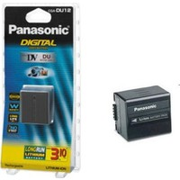 Panasonic Cga-Du21 Batarya