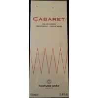 Cabaret Eau De Toilette Natural Spray 100 ml