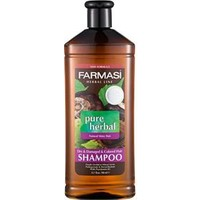 Farmasi Kuru Yıpranmış Ve Boyalı Saçlar İçin Bitkisel Şampuan
