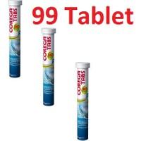 Corega Diş Protezi Temizleyici 33 Tablet X 3 Paket