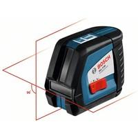 Bosch Gll 2-50 + Bt 150 Tripod Çapraz Çizgili Hizalama Lazeri 50 Metre