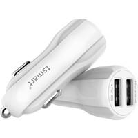 Tsmart Apple iPhone Şarj Kablolu Araç Şarj Cihazı