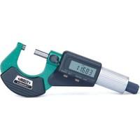 İnsize Dijital Mikrometre 0-25 Mm