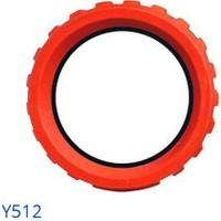 Yıldız Y512 Plastik Basınç Düşürücü Manometre Muhafazası (Turuncu)