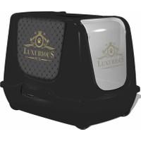 Moderna Trendy Luxurious Kapalı Kedi Tuvaleti