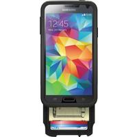 Otterbox Commuter Samsung Galaxy S5 Wallet Kılıf Grey