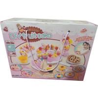 CC Oyuncak Doğum Günü Pasta Seti