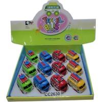 CC Oyuncak Sürtmeli Minibüs
