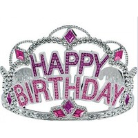 Sweetsorcery Happy Birthday Taç